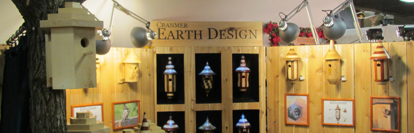 Cranmer Earth Design Shows and Events